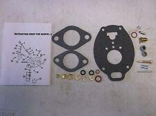 ALLIS CHALMERS BASIC CARB KIT MARVEL SCHEBLER CARURETOR WD45 D17 175 180