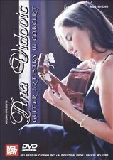 NEW Ana Vidovic Guitar Artistry in Concert (DVD)