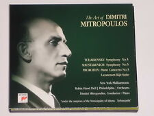 The Art of Dimitri Mitropoulos 2xcd