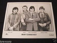 BRAM TCHAIKOVSKY--c.1980 PUBLICITY PHOTO