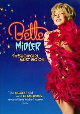 The Showgirl Must Go On by Bette Midler (DVD, Oct-2011, Image)