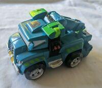 "Playskool Transformers Rescue Bots Hoist The Tow-Bot 6"" Figure Hasbro 37155 2012"