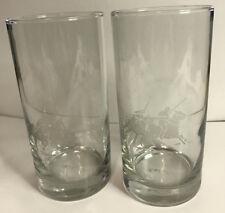 e1c701c22745 Ralph Lauren Garrett Highball Set of 2 Crystal Drinking Glasses