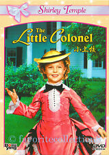The Little Colonel (1935) - Shirley Temple, Lionel Barrymore - DVD NEW