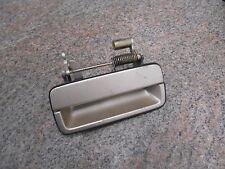 1986-1990 ACURA LEGEND RIGHT PASSENGER SIDE REAR EXTERIOR DOOR HANDLE BEIGE G-59