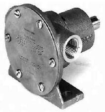Jabsco 1673-1001 Bronze Pedestal Impeller Pump 9561