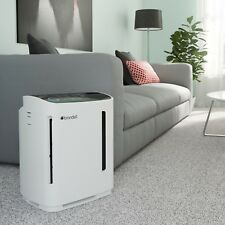 Brondell O2+ Revive All Room Hepa Air Purifier Evaporative Humidifier White New