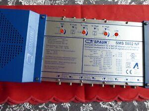 SPAUN SMS 5802 NF