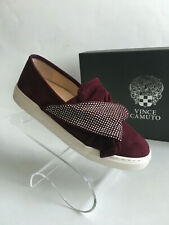 VINCE CAMUTO BARITA Cabernet Lux Kid Sued Sneaker Shoes 7.5M ~~CLEARANCE~~