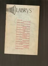 Young, G B; Labrys 11