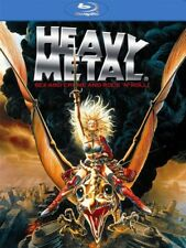 Heavy Metal [New Blu-ray] Ac-3/Dolby Digital, Dolby, Dubbed, Subtitled, Widesc