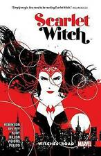 Scarlet Witch Vol. 1: Witches' Road by James Robinson (Pb, 2016) 9780785196822
