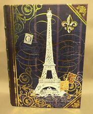 Dollhouse Miniature Medium sized Paris Scenario/Roombox in a Paris themed Book