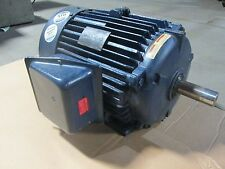 30HP 1770 RPM AC MOTOR HIGH EFFICIENCY INVERTER DUTY