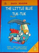 The Little Blue Tuk-Tuk