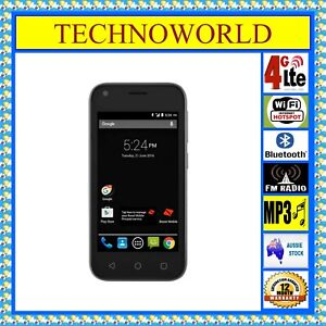 """UNLOCKED ZTE B112+4G 4"""" ANDROID+USE TELSTRA/ALDI/BOOST/LYCA/BELONG/WOOLWORTHS"""