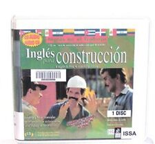 BOOK/AUDIOBOOK CD Language Instruction ESL INGLES PARA CONSTRUCCION