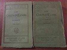 Les Chefs-d'Oeuvre de Diderot / La Renaissance du Livre, non daté