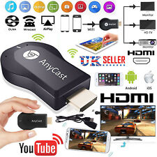 AnyCast M4 Plus Dongle 1080P DLNA Airplay WiFi Receiver HDMI For TV Android New