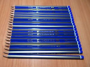 20 x B Faber Castell 1221B Goldfaber  Pencils 112401 B in stock