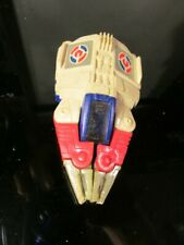 McDonalds 1985 Commandrons Toys COMIC BOOKS Solardyn Velocitor Space Ship~
