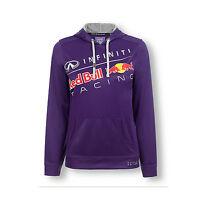 Womens IRBR Infinity Red Bull Racing F1 Logo Hoodie Formula 1 in Purple Size XS