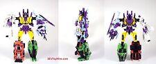 Hasbro 2012 Transformers G2 FOC Decepticon Combiner BRUTICUS