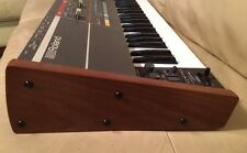 Roland Juno 106 Stained Cherry Wood Sides