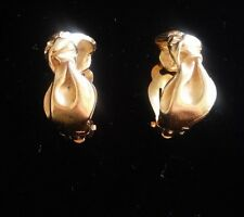 ROCHAS Paris : Boucles d'oreilles à clips, Earrings, Orecchini, Ohrringe