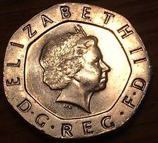 Twenty 20 Pence Mule **GEM/BUNC** Dateless Mule Coin - RARE / FREE 1st Class P&P