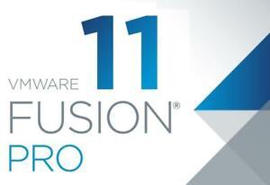 vmWare Fusion 11.5.3 Pro - 3 MAC - macOS - RETAIL - VOLLVERSION - KEY