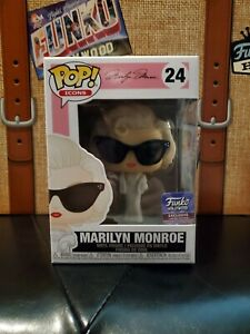 Funko Pop! Marilyn Monroe Hollywood Exclusive W/ Sunglasses 😎💥