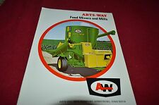 Arts Way Grinder Mixer Feed Mills Dealers Brochure YABE13