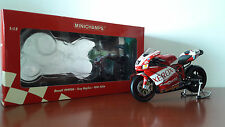 Minichamps 1:12 DUCATI 999 F06 TROY BAYLISS WSB 2006