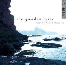 Susan Hamilton - Ae gowden lyric: songs by Ronald Stevenson [CD]