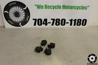 1981 Honda CB750 K CB 750 Four REAR WHEEL SPROCKET HUB DAMPERS BUSHINGS RUBBERS