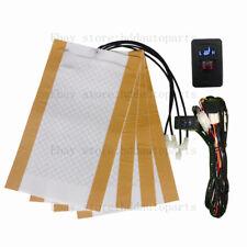 Riscaldamento sedili auto,2dial 5-ingranaggio,2 sedile installare,seat heater,it