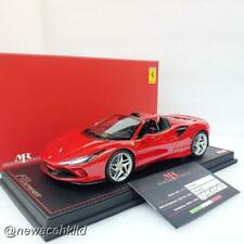 Ferrari F8 Spider Rosso Corsa DS 322 MR COLLECTION 1/18 #FE029A