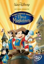 The Three Musketeers DVD (Mickey Mouse - Mickey, Donald, Goofy) (DISNEY)