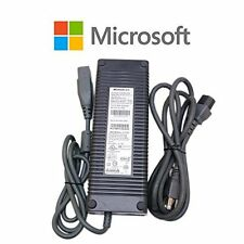 Microsoft OEM Xbox 360 175W AC Adapter Power Supply Very Good 3Z
