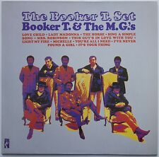 Booker T. & the M.G. 's-The BOOKER T. SET LP STAX SXE 026 Classic Funk Breaks