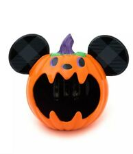 More details for walt disney world disney store mickey mouse pumpkin sweet candy bowl.