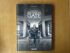 LE MAÎTRE DE BENSON GATE Tome 1 *** ADIEU CALDER *** EO
