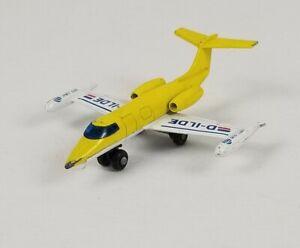 Vintage Lesney Matchbox Skybusters SB-1 Lear Jet  D-ILDE - 1973
