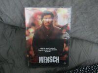 """DVD NEUF """"MENSCH"""" Nicolas CAZALE, Sami FREY, Anthony DELON, Myriam BOYER"""
