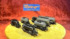 Roco Minitrix Arnold Set 6-teilig Kesselwagen 2-/4-achsig VTG 💥 Konvolut [0682]