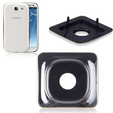 Camera Lens Cover With Frame Replacement Part For Samsung Galaxy S3 i9300