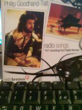 PHILLIP GOODHAND-TAIT/CD/2010/RADIO SONGS/1977 RADIO BREMEN.