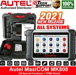 Autel MaxiCOM MK808 Pro Car Diagnostic Tool Auto OBD2 Scanner TPMS Code Reader