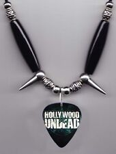 Hollywood Undead Logo Guitar Pick Necklace #2